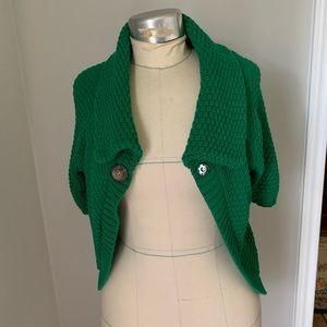 Susina oversized cardigan Green Medium